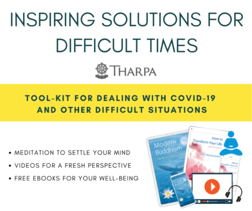 Tharpa inspiring solutions